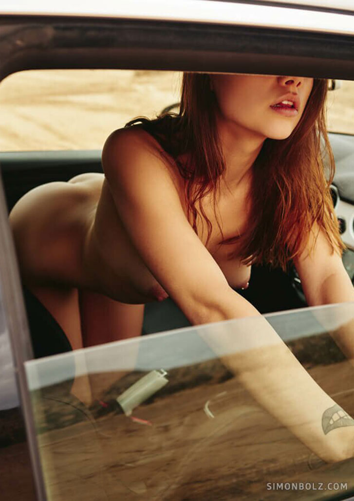 За рулем на дикий пляж / фото 07