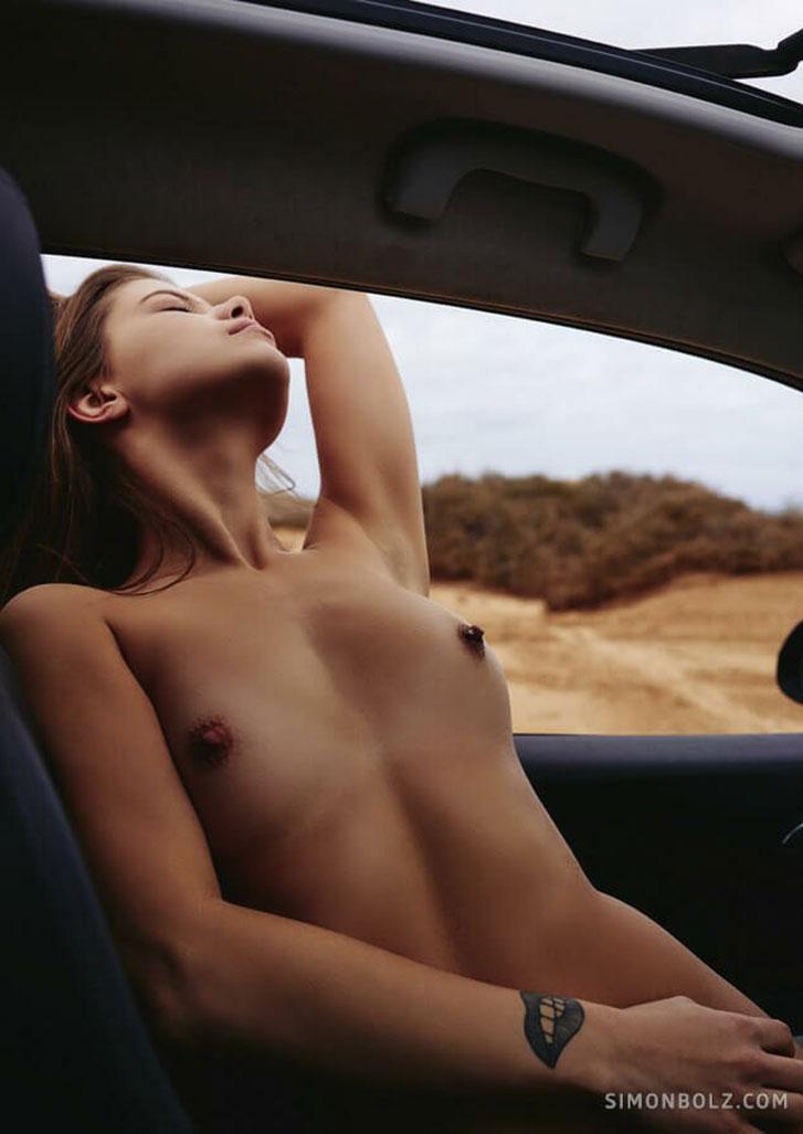За рулем на дикий пляж / фото 15