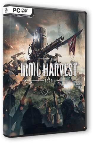 Iron Harvest [v 1.1.7.2262 rev. 51100 + DLC] (2020) GOG