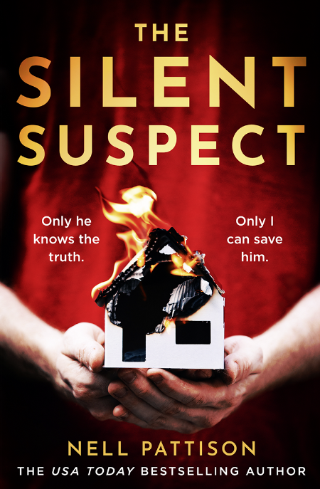 The Silent Suspect by Nell Pattison
