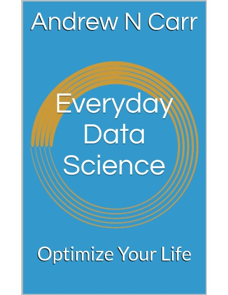 Everyday Data Science - Optimize Your Life