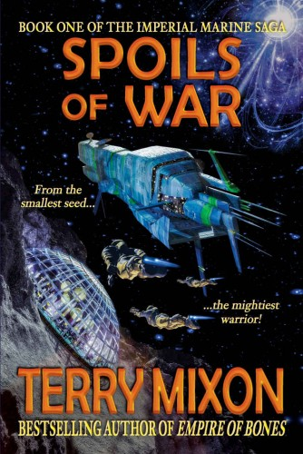 Spoils of War by Terry Mixon