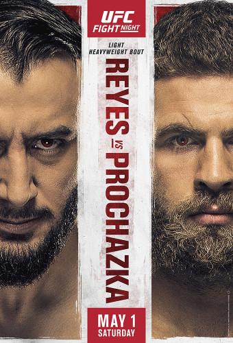 UFC Fight Night Reyes vs Prochazka WEB-DL H264 Fight-BB / 720p / 1080p