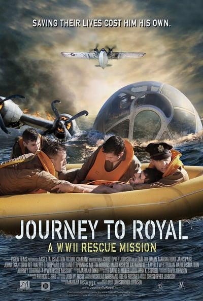 Journey to Royal A WWII Rescue Mission 2021 1080p WEBRip x265-RARBG