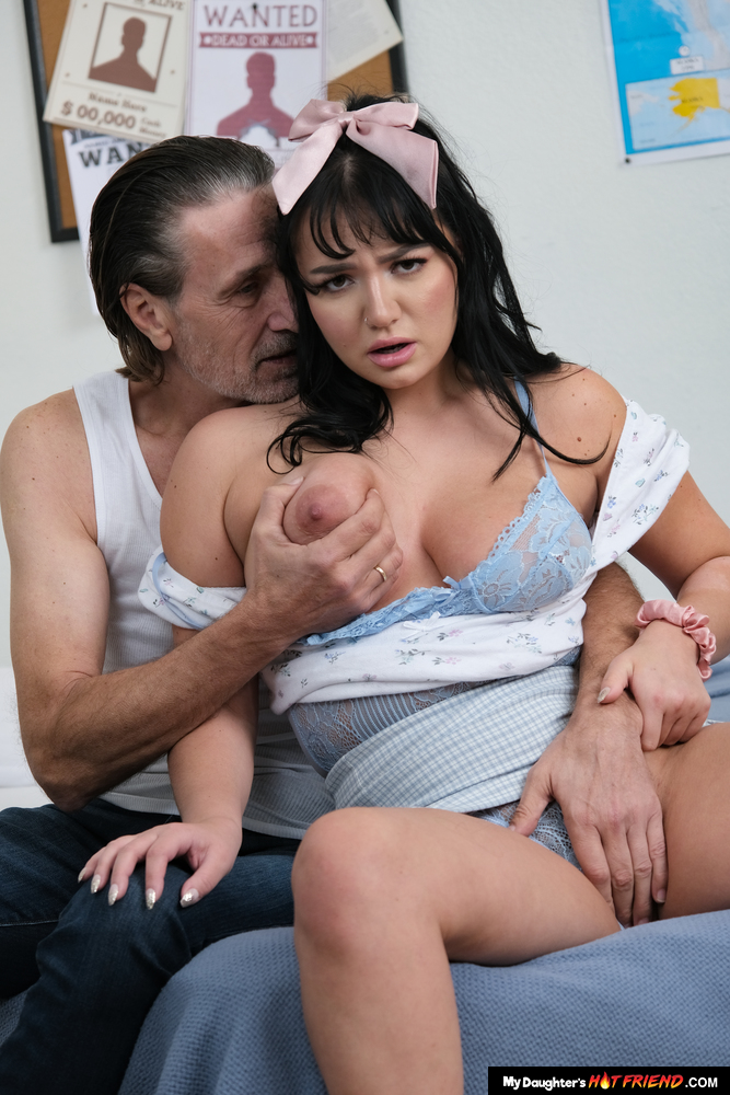 MyDaughtersHotFriend.com/NaughtyAmerica.com - Charlotte Cross, Steve Holmes - Charlotte Cross has last wishes prison sex with her friends dad (720p/HD) - Mar 20, 2021