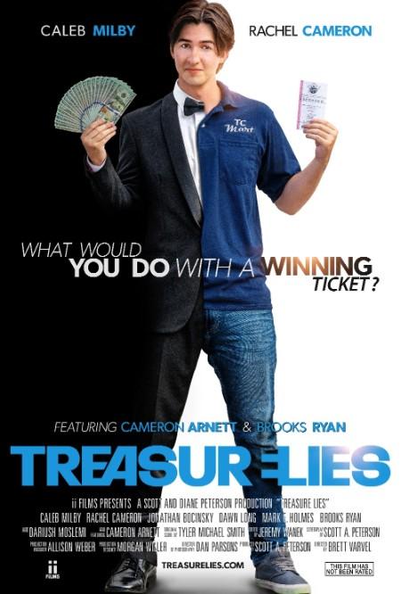 Treasure Lies 2021 720p WEBRip x264-GalaxyRG