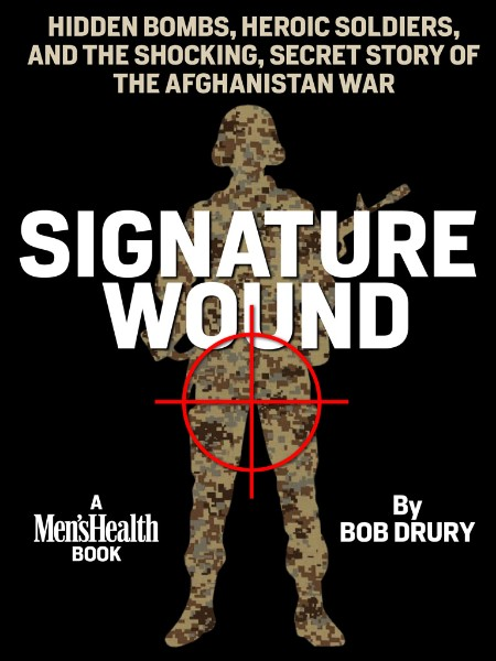Signature Wound by Bob Drury
