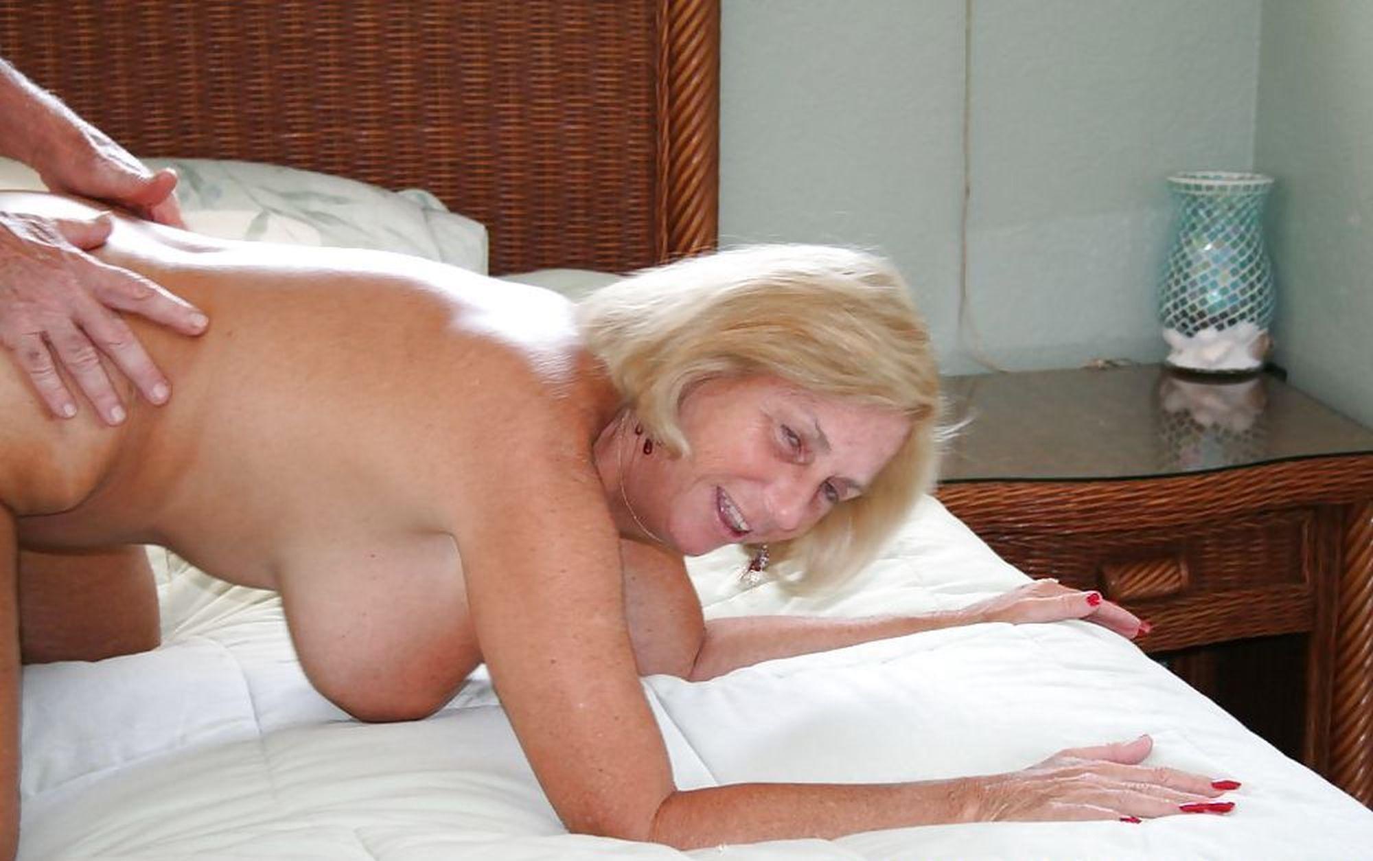 porno babcia