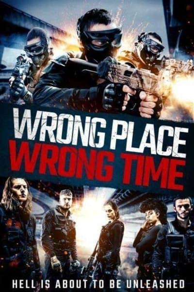 Wrong Place Wrong Time 2021 1080p WEBRip x264-RARBG