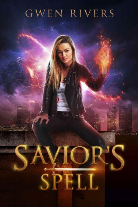 Savior's Spell by Gwen Rivers