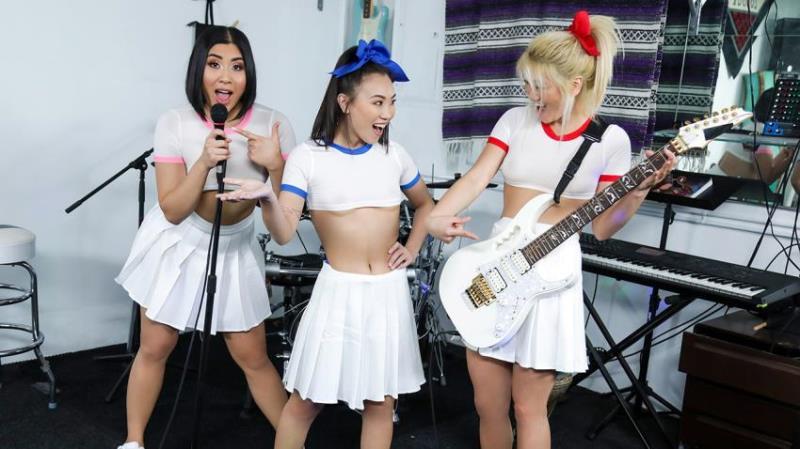 BFFS.com/TeamSkeet.com: Sofia Su, Emerald Loves, Kimmy Kim - Talented Korean Cuties [SD 480p] (555.7 Mb)