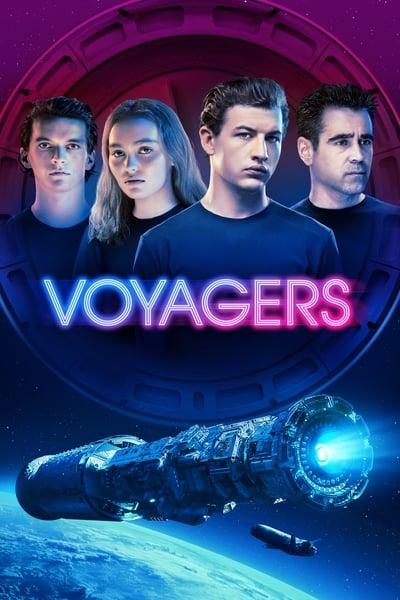 Voyagers (2021) [2160p] [4K] [WEB] [HDR] [5 1] [YTS]