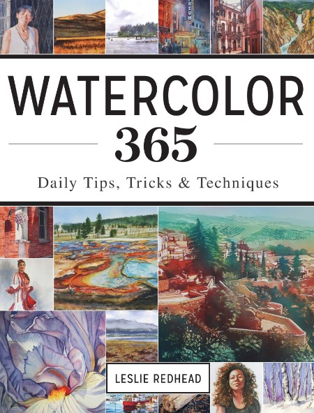 Watercolor 365 by Leslie Redhead