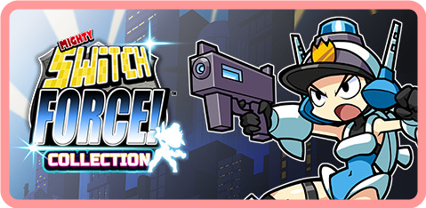 Mighty Switch Force Collection PS4-CUSA12759