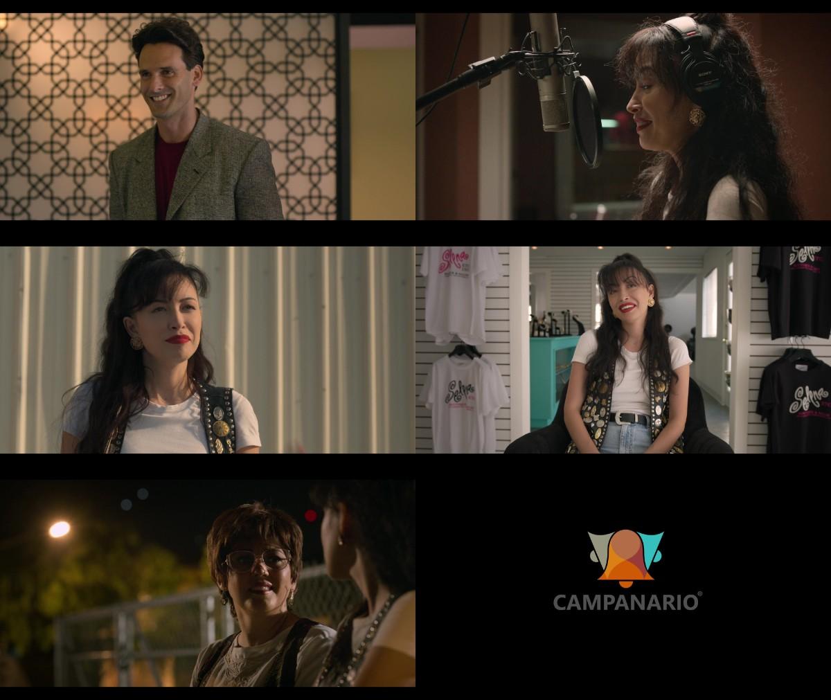Selena The Series S02 1080p NF WEBRip DDP5 1 Atmos x264-MRCS