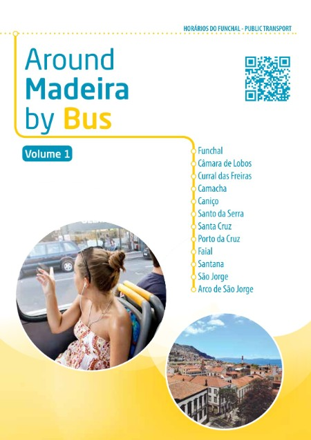 Around Madeira By Bus Guide