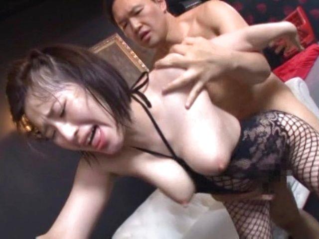 BukkakeNow.com - Imanaga Sana - Cute Japanese AV model Imanaga Sana enjoys group sex gets a facial (408p/408p) - 04 June 2020