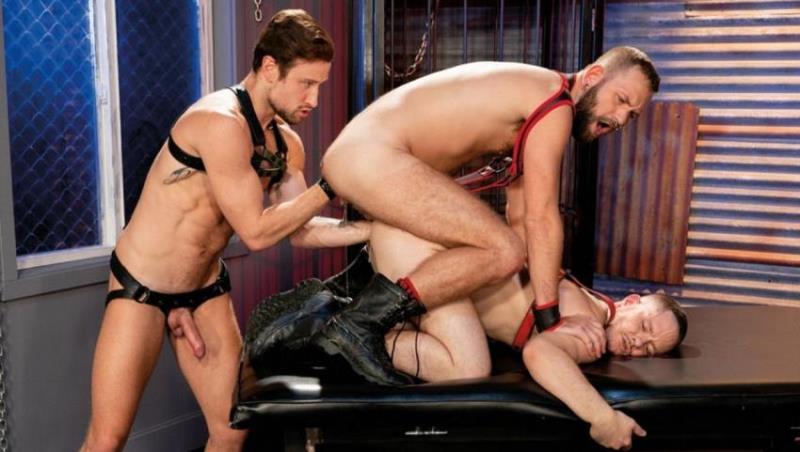 ClubInfernoDungeon.com: Fisting Spa, Scene #05 (Ashley Ryder, Drew Dixon, Josh Mikael), BDSM [FullHD 1080p]