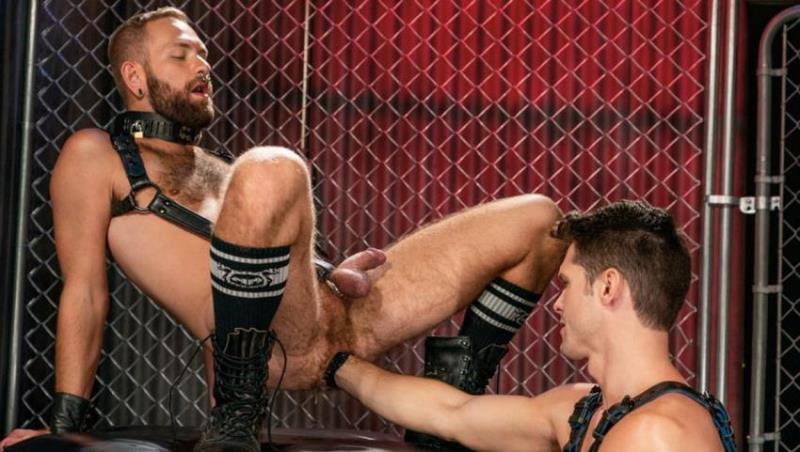 ClubInfernoDungeon.com: Fisting Spa, Scene #03 (Devin Franco, Josh Mikael), BDSM [FullHD 1080p]