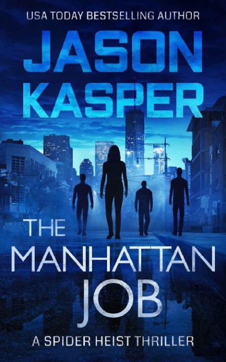 The Manhattan Job by Jason Kasper