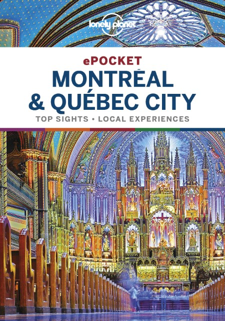 Lonely Planet Pocket Montreal Lonely Planet