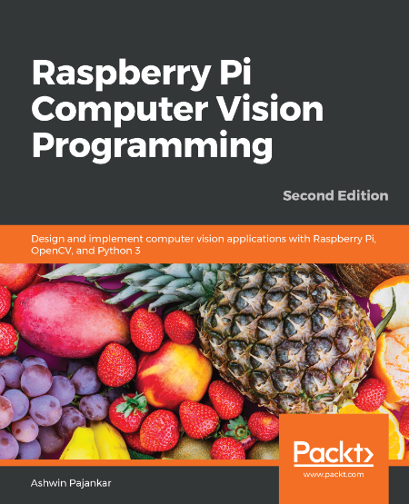 Raspberry Pi Computer Vision Pr Ashwin Pajankar