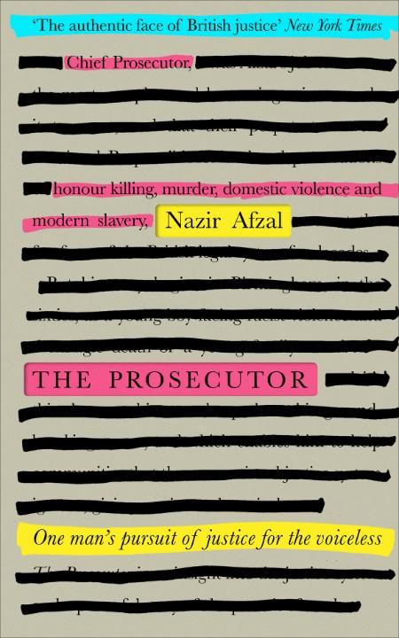 The Prosecutor Nazir Afzal