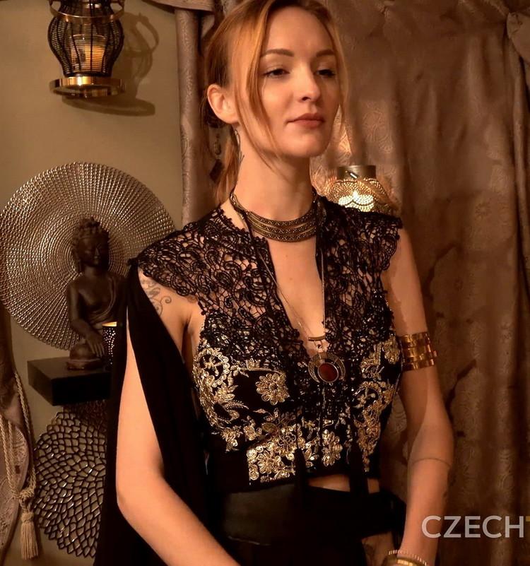 Belle Claire ~ Bohyne tantry ~ CzechTantra/czechav ~ UltraHD 4K 2160p