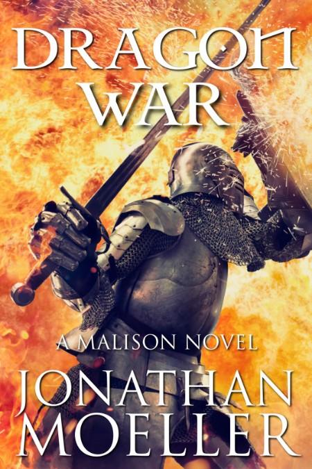 Malison Dragon War Moeller Jonathan