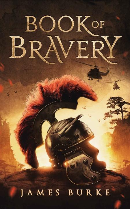 Book of Bravery James Burke