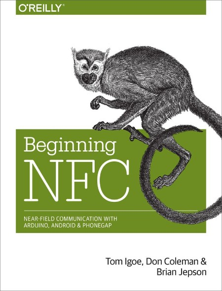 Beginning NFC Tom Igoe Don Coleman