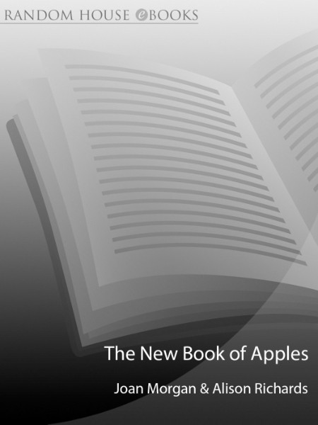 The New Book of Apples Joan Morgan