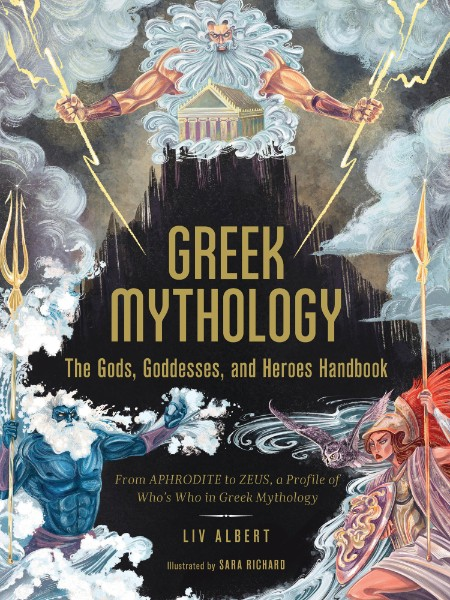 Greek Mythology Liv Albert