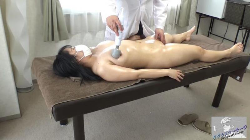 FC2 - Unknown [Plump big breasts daughter who rolls out side milk likes cock more than electric massage!] (FullHD 1080p)