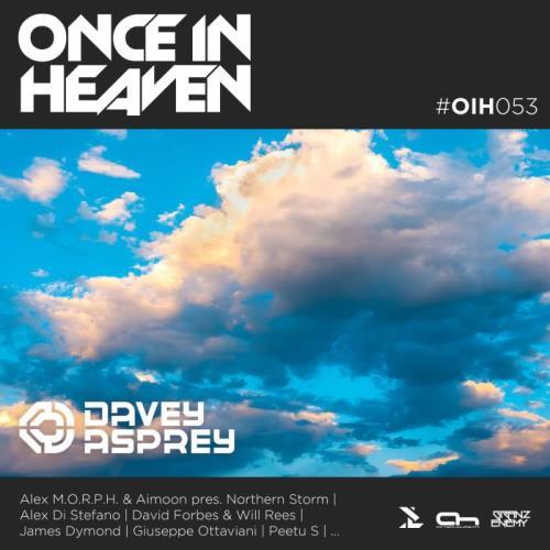 LightControl & Granz Enemy, Davey Asprey - Once In Heaven 053 (2021-05-05)