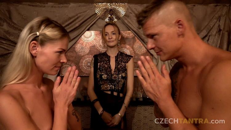 Belle Claire and Claudia Macc - Tantricky parovy obrad [CzechTantra/czechav / UltraHD 4K 2160p]