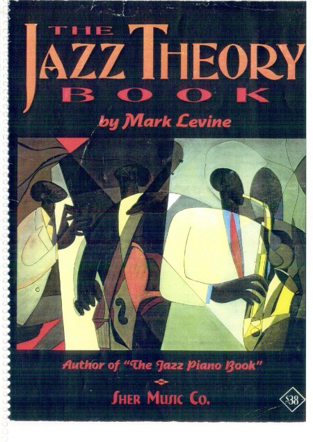 Mark Levine The Jazz Theory Book Sher Music 1995