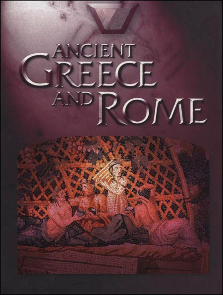 Ancient Greece And Rome An Encyclopedia For Students
