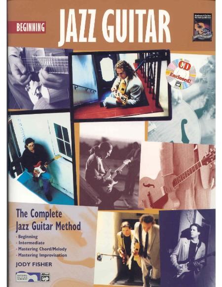 Beginning Jazz Guitar The Complete Jazz Guitar