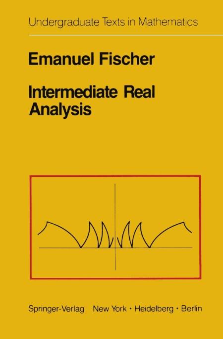 Intermediate Real Analysis