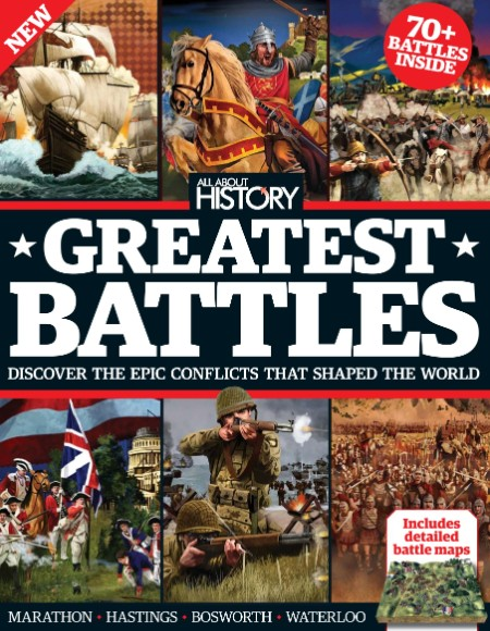 All About History Book Of Grea Battles