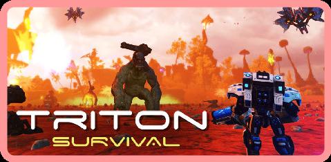 Triton Survival Early Access