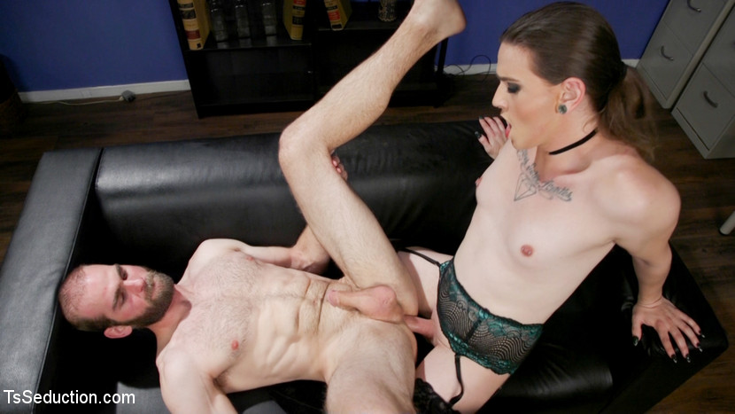 TS Jenna Creed and Jonah Marx: Get Fired or Get Fucked with Shemale Jenna Creed, Jonah Marx 540p 388 MB - April 2, 2019