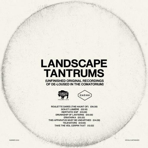 The Mars Volta - Landscape Tantrums (2021)