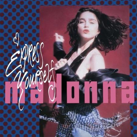 Madonna - Express Yourself (2021)