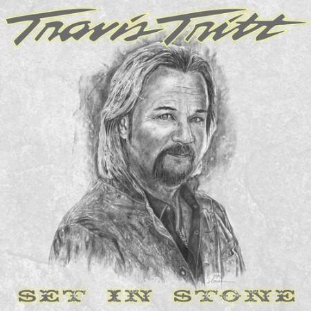 Travis Tritt - Set In Stone (2021)  [ENG]