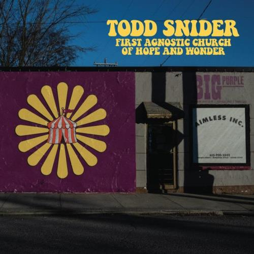 Todd Snider - First Agnostic Church Of Hope And Wonder (2021)