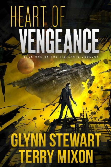 Heart of Vengeance by Terry Mixon