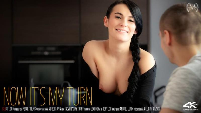 Lexi Dona - Now Its My Turn (2021/Spizoo.com) [FullHD/1080p/ 1.28 Gb]