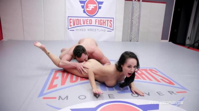 EvolvedFights.com - Crystal Rush [Crystal Rush vs Brad Sterling] (FullHD 1080p)